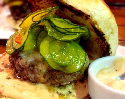 Bit Spicy Burger - Frank & Charles Hamburgueria