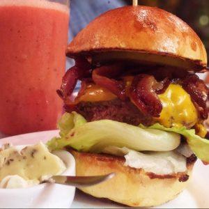 BLT Burger - Frank & Charles Hamburgueria