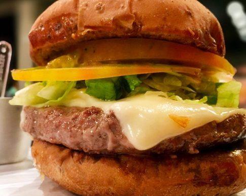 Burger Black Angus 200g - Burger Lab Experience