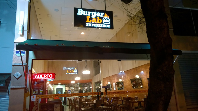 Burger Lab Experience - Hamburgueria em São Paulo