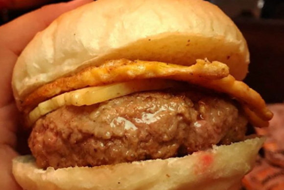 Canastra Burger - Rede Burger Lab