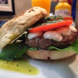 Cosa Nostra Burger - Burger Lab Experience