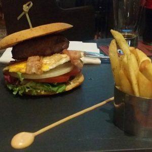 Hilton São Paulo Morumbi - Canvas Burger