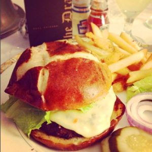 The Drake Hotel Chicago - Hilton Burger