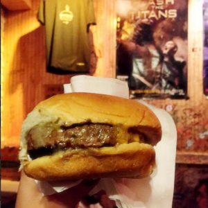 Cheeseburger - Burger Joint NYC