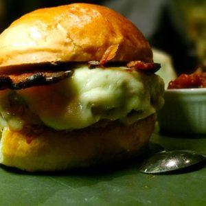 Dullboy Burger - bar.