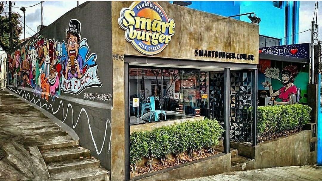 Smart Burger, Hamburgueria em Osasco