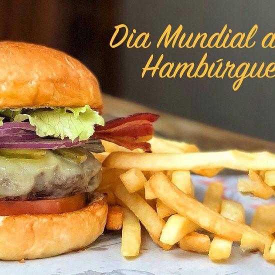 Dia Mundial do Hambúrguer 2018