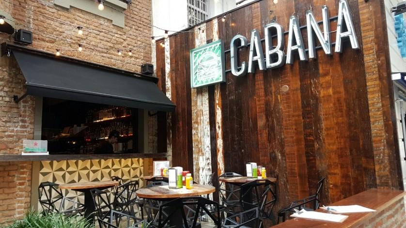 Cabana Burger - Hamburgueria nos Jardins