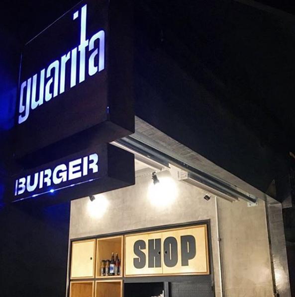 Guarita Burger - Hamburgueria na Consolação